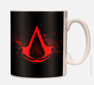Caneca Assassin's Creed - Símbolo  na internet