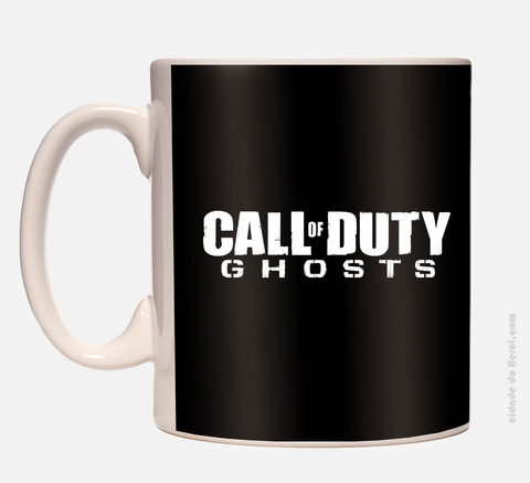 Caneca Call of Duty - Ghost