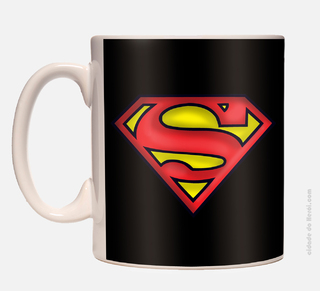 Caneca Superman na internet