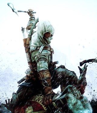 Camiseta Connor Kenway - Assassin's Creed  na internet