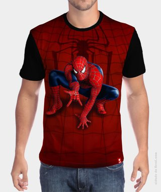 Camiseta The Amazing Spider Man