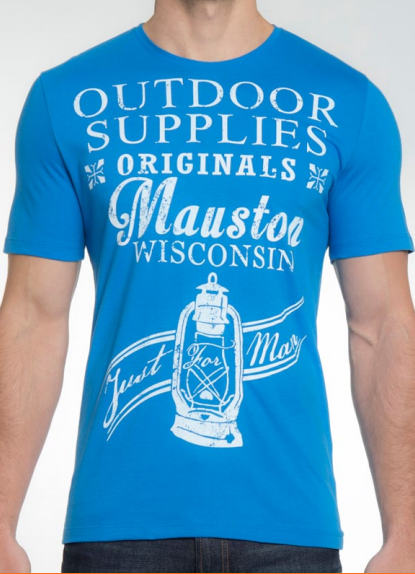 Camiseta OutDoor - Just For Man