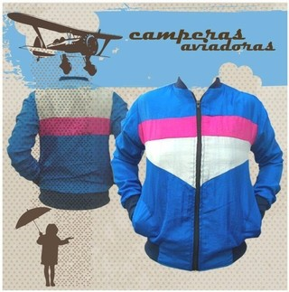 Campera Aviadora