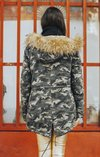 j547 campera camuflada BIRD en internet