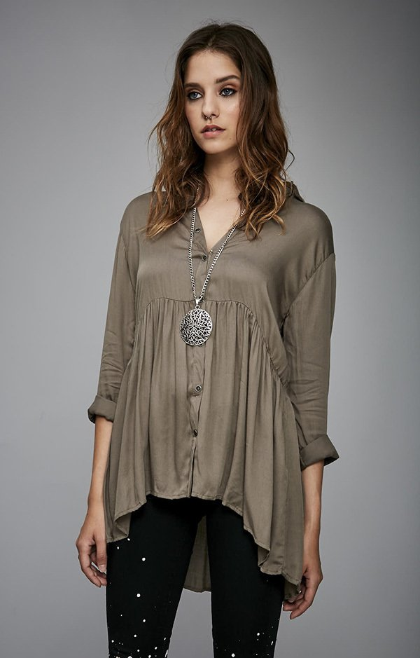 H370	Camisola Rayon