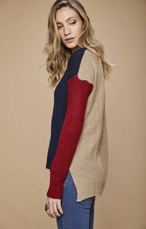 K549 Sweater 	Coral en internet