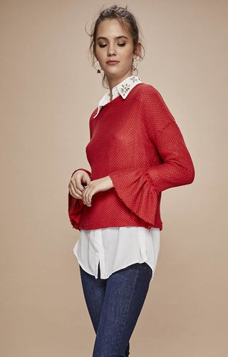 J522	Sweater Luna