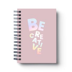 Cuaderno Be Creative