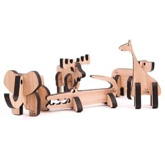 Set Animales Coleccionables x 5