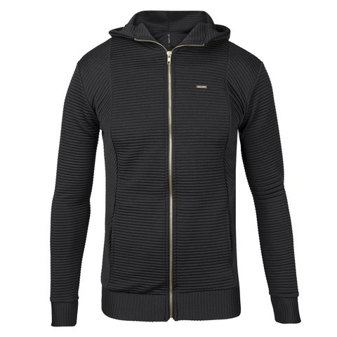 Campera Bond Black Slim Fit - comprar online