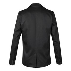 Traje Negro satinado slim fit Mike Milion en internet