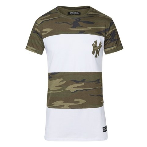 Remera New York 100% agodón - comprar online