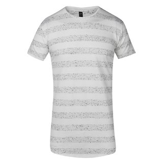 Remera Ufor2 Blanca y gris slim fit