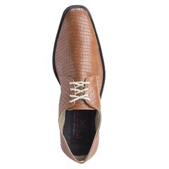 Zapato Crock marrón punta cuadrada - QUALITY IMPORT USA