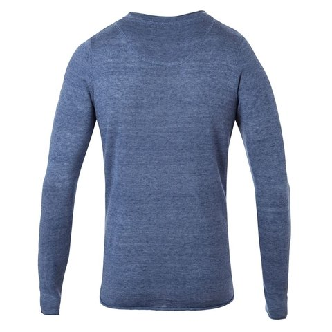 Sweater Rick azul Slim fit en internet