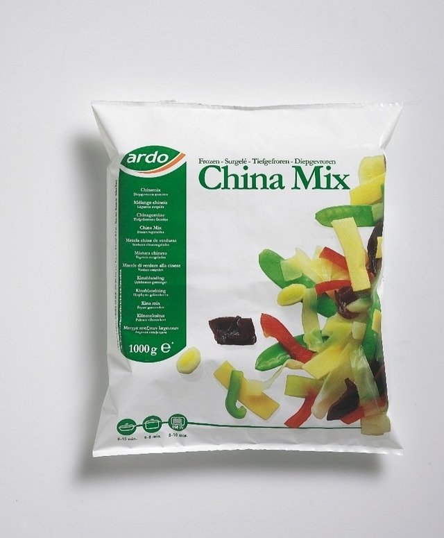 Vegetales congelados - China Mix - comprar online