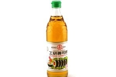 Seasoning rice vinegar x 600 ml.