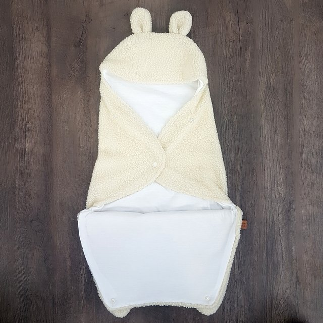 PORTA INFANT OSITO NATURAL - comprar online