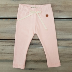 LEGGINGS MOÑO -SALMON-