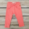 LEGGINGS MOÑO -CORAL-