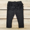LEGGINGS VOLADOS -NEGRO-