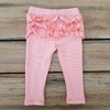 LEGGINGS VOLADOS -ROSA-