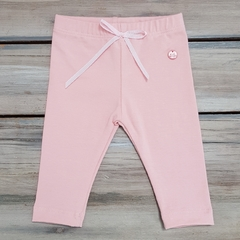 LEGGINGS MOÑO - ROSA PINK -