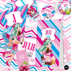 Kit Imprimible Shopkins Candy Bar TuKit