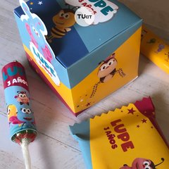 Kit Imprimible Bichikids Candy Bar TuKit en internet