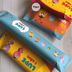 Imagen de Kit Imprimible Bichikids Candy Bar TuKit