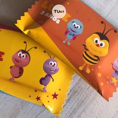Kit Imprimible Bichikids Candy Bar TuKit - tienda online