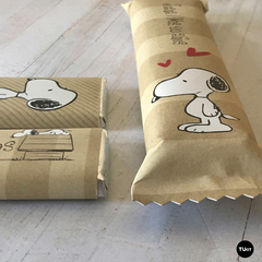 Kit Imprimible Deco Snoopy Kraft TuKit - TuKit