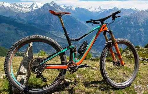 Bicicleta Scott Genius 730 Medium Mtb Rodado 27.5 2018 - BIKE ATELIER