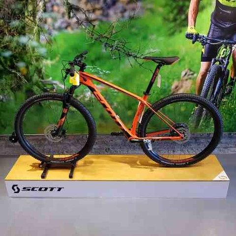 Imagen de Bicicleta Scott Scale 935 Medium Y Large Mtb Rodado 29 2018