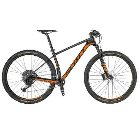 Bicicleta Scott Scale 925 Medium Mtb Rodado 29 2018