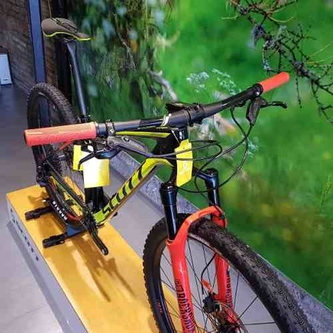 Bicicleta Scott Scale Rc 900 Wc Mtb Rodado 29 Medium 2018 Ba - tienda online