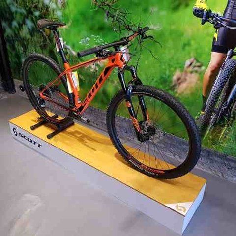 Bicicleta Scott Scale 935 Medium Y Large Mtb Rodado 29 2018 - comprar online