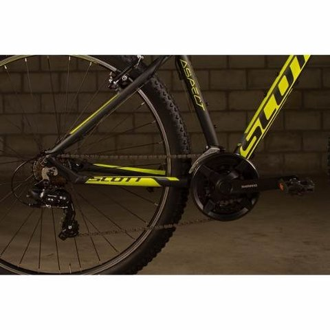Bicicleta Scott Aspect 980 Medium Mtb Rodado 29 2018 Ba en internet