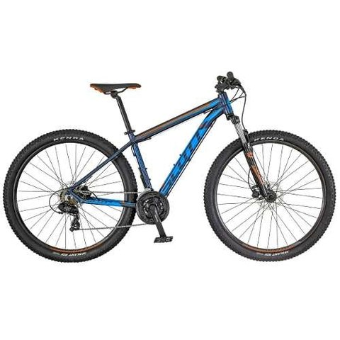 Bicicleta Scott Aspect 760 Medium Mtb Rodado 27,5 2018