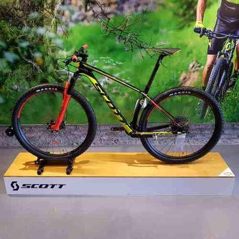 Bicicleta Scott Scale Rc 900 Wc Mtb Rodado 29 Medium 2018 Ba - BIKE ATELIER