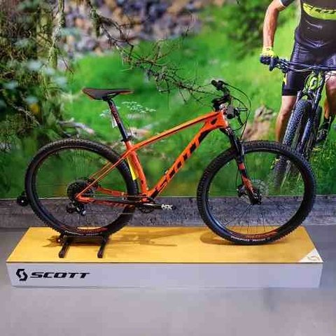 Bicicleta Scott Scale 935 Medium Y Large Mtb Rodado 29 2018