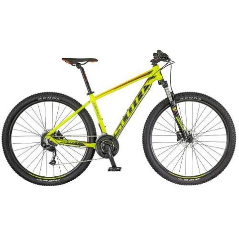 Bicicleta Scott Aspect 750 Medium Mtb Rodado 27,5 2018