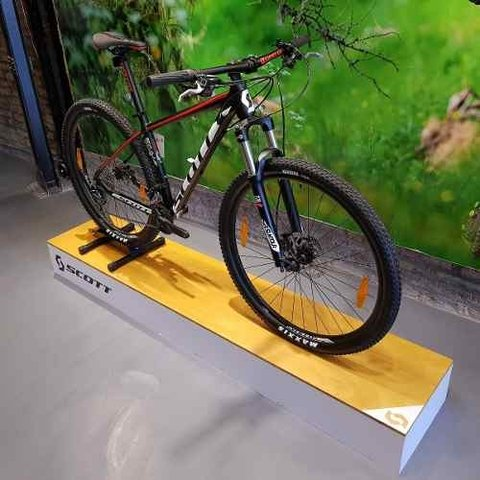 Bicicleta Scott Scale 990 Medium Mtb Rodado 29 2018 Ba - BIKE ATELIER