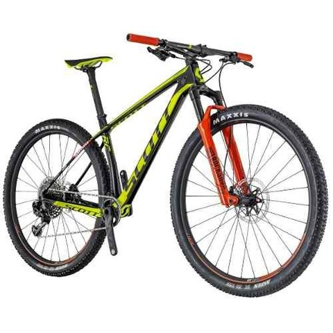 Bicicleta Scott Scale Rc 900 Wc Mtb Rodado 29 Medium 2018 Ba - comprar online