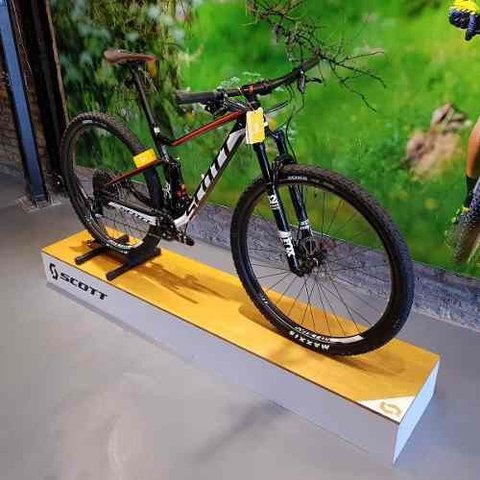 Bicicleta Scott Spark Rc Team Medium Mtb Rodado 29 2018 Ba - tienda online