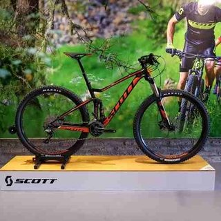 Bicicleta Scott Spark 960 Medium Mtb Rodado 29 2018