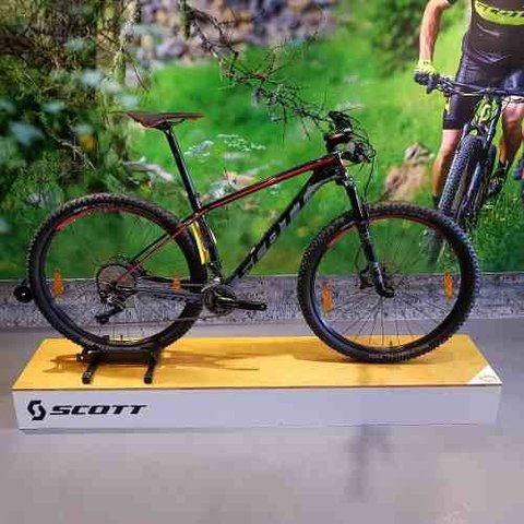 Bicicleta Scott Scale 915 Medium Mtb Rodado 29 2018 Ba