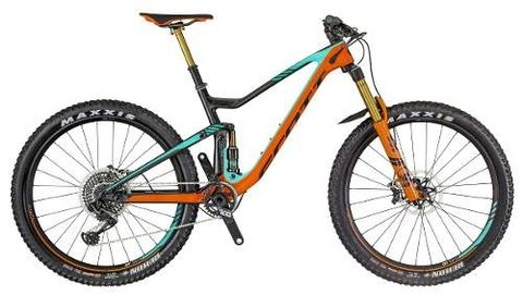 Bicicleta Scott Genius 730 Medium Mtb Rodado 27.5 2018