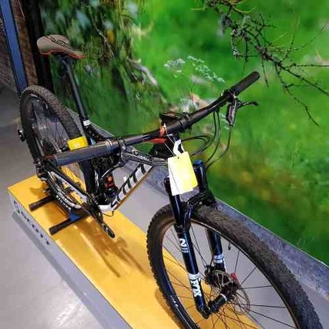 Bicicleta Scott Spark Rc Team Medium Mtb Rodado 29 2018 Ba en internet