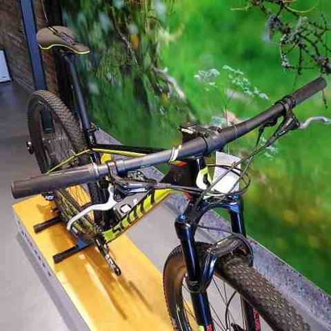 Bicicleta Scott Scale 930 Medium Mtb Rodado 29 2018 Ba - BIKE ATELIER